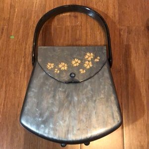 Handbags - GILLI ORIGINALS lucite handbag